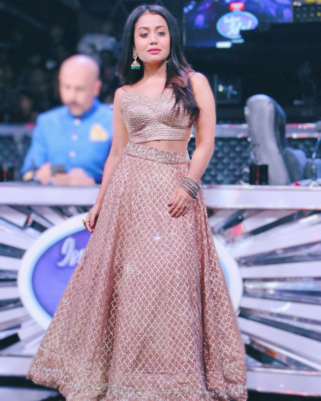 HOT And SEXY: Neha Kakkar Dazzled In Embellished Mini Outfits 2