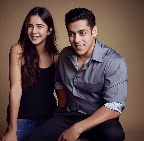 How did Salman Khan-Katrina Kaif and Virat Kohli-Anushka Sharma look together when they were 'babies'? 1