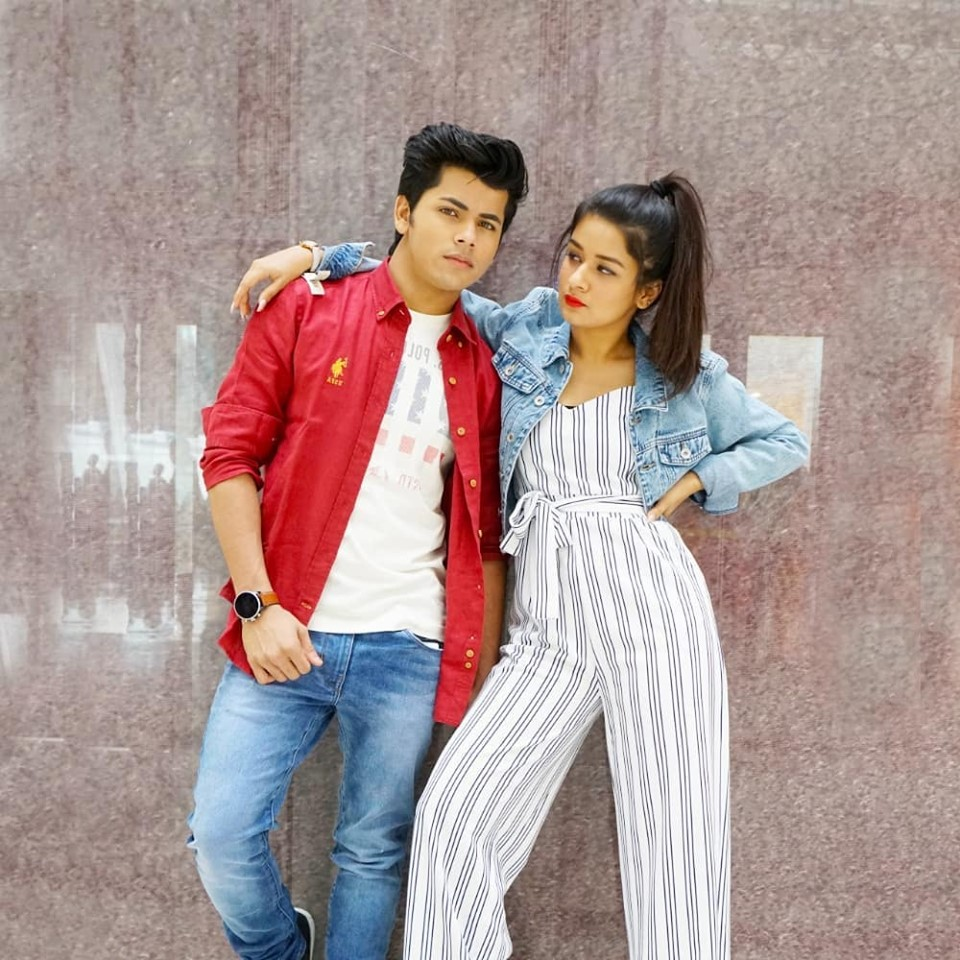 In Pics; Sidharth Nigam And Avneet Kaur's HOTTEST SWAG Caught on Camera