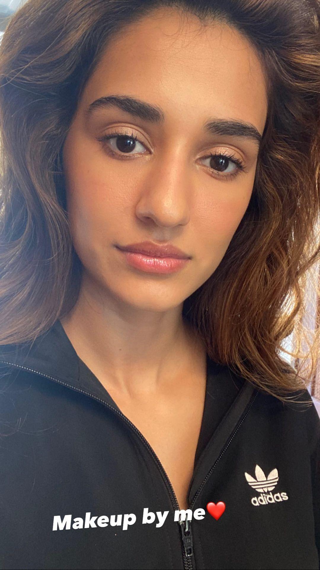 Make up time for Disha Patani