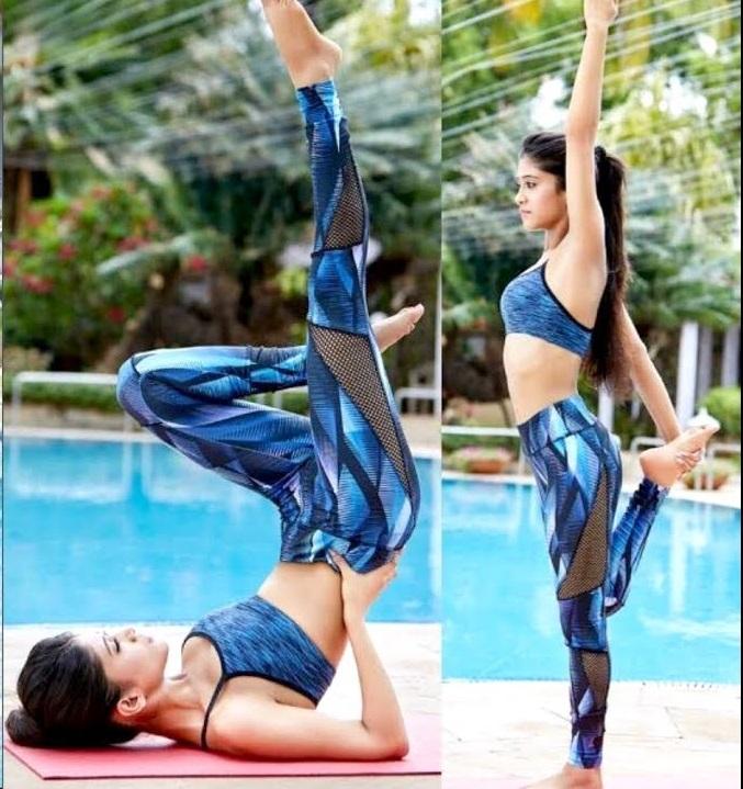 Shivangi Joshi, Anita Hassanandani, And Nia Sharma Look Hottie In Gym Pant! 2
