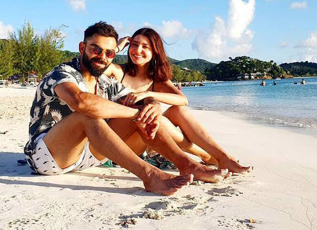 These Private And Unseen Holiday Photos of Virat Kohli and Anushka Sharma are absolute COUPLE GOALS 1
