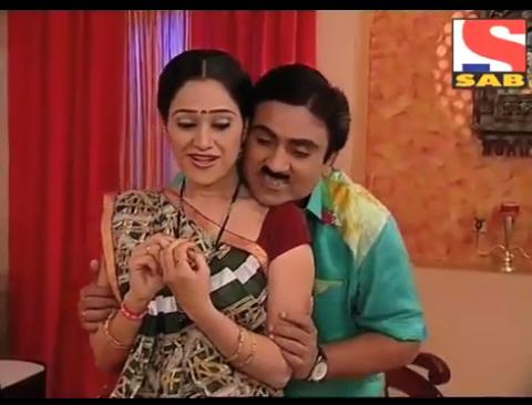 Unseen Romantic Moments of Jethalal and Dayaben From Taarak Mehta Ka Ooltah Chashmah 1