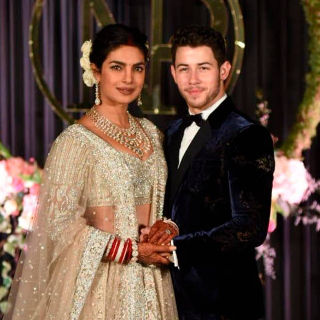 Want to get married this year during lockdown? Take inspiration from Nick Jonas and Priyanka Chopra's unseen royal wedding photos 1