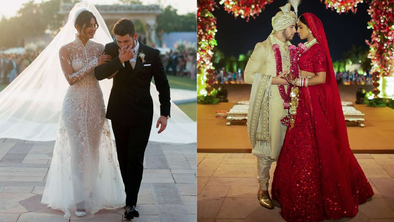 Want to get married this year during lockdown? Take inspiration from Nick Jonas and Priyanka Chopra's unseen royal wedding photos 2