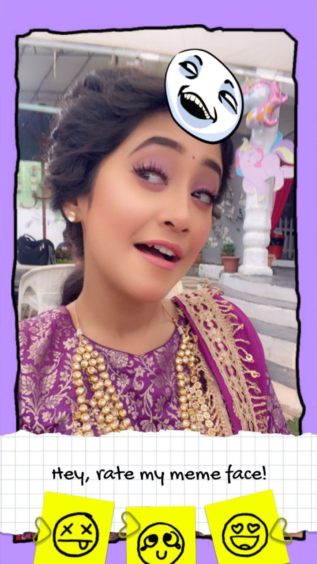 Yeh Rishta Kya Kehlata Hai actress Shivangi Joshi is the queen of expressions, find out here