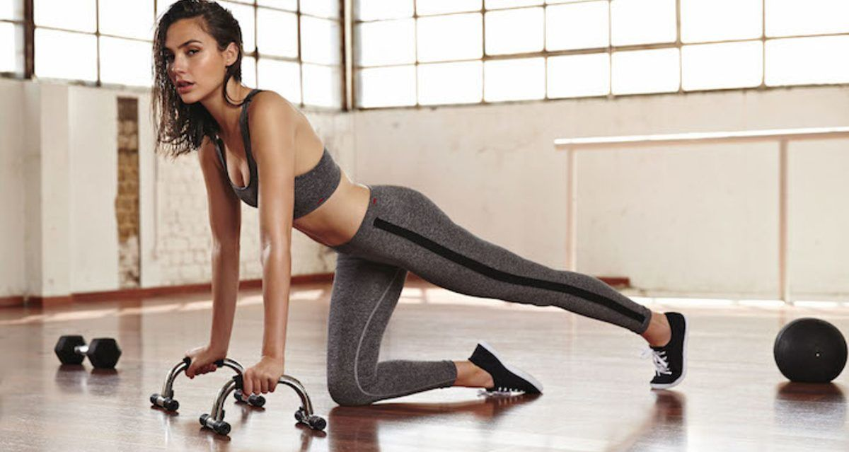 5 Sexiest Gym Pants Ever Worn by Gal Gadot 4