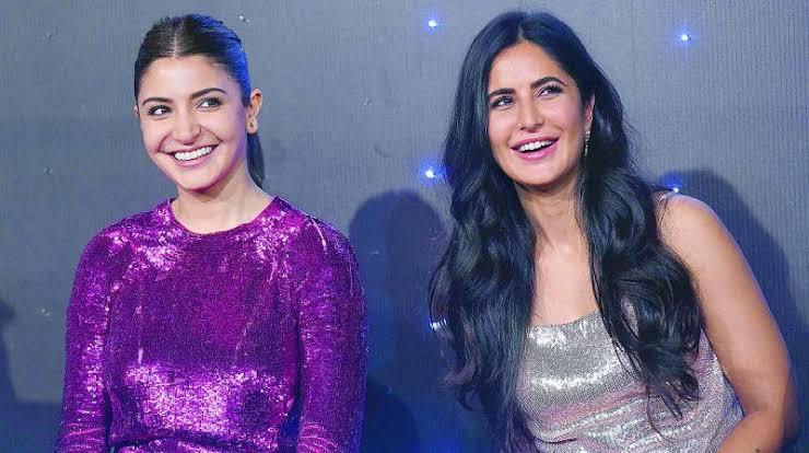 Anushka Sharma And Katrina Kaif's MOST ADORABLE BFF MOMENTS That Went Viral On Internet 2