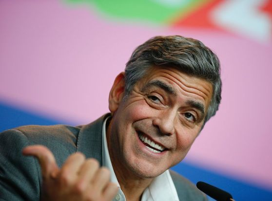 Best Expressions Ever Of George Clooney 1