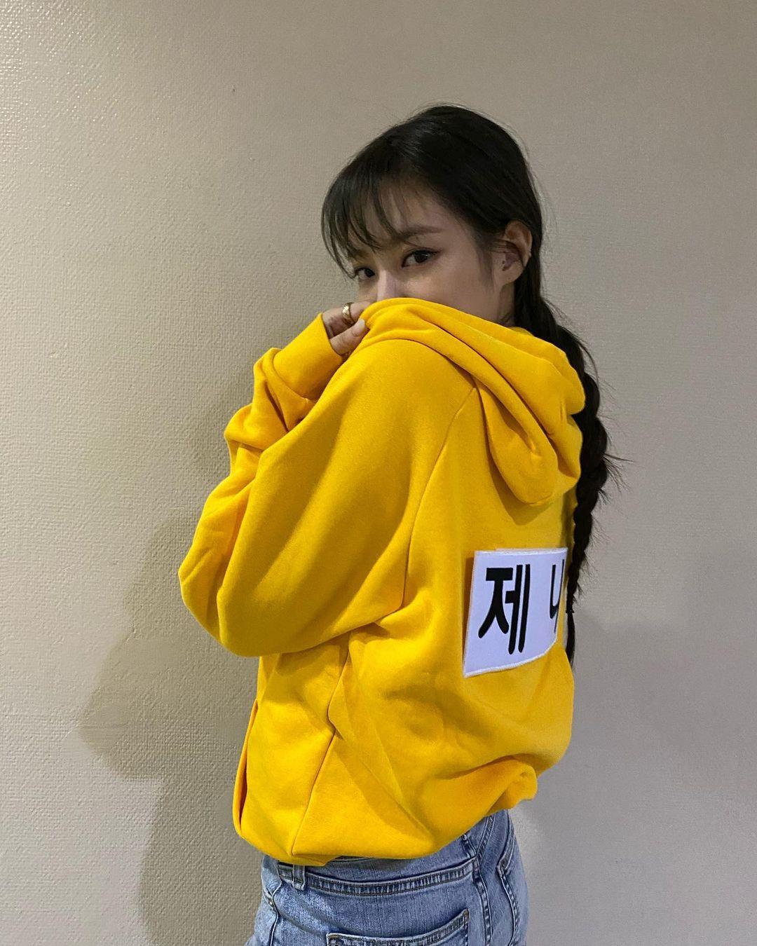 Blackpink Jennie's Winter Outfits 1