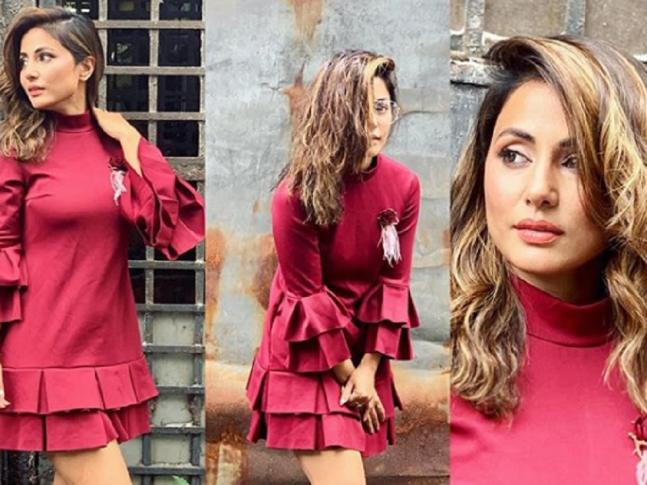 Hina Khan Is Looking Oh-So-Hawt In These Throwback Photos! 1