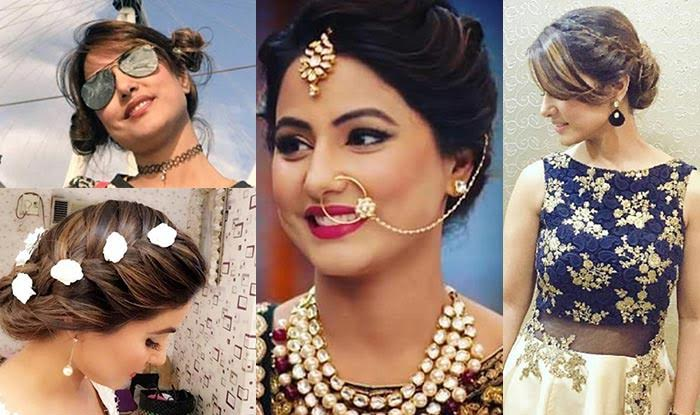 Hina Khan Is Looking Oh-So-Hawt In These Throwback Photos! 3