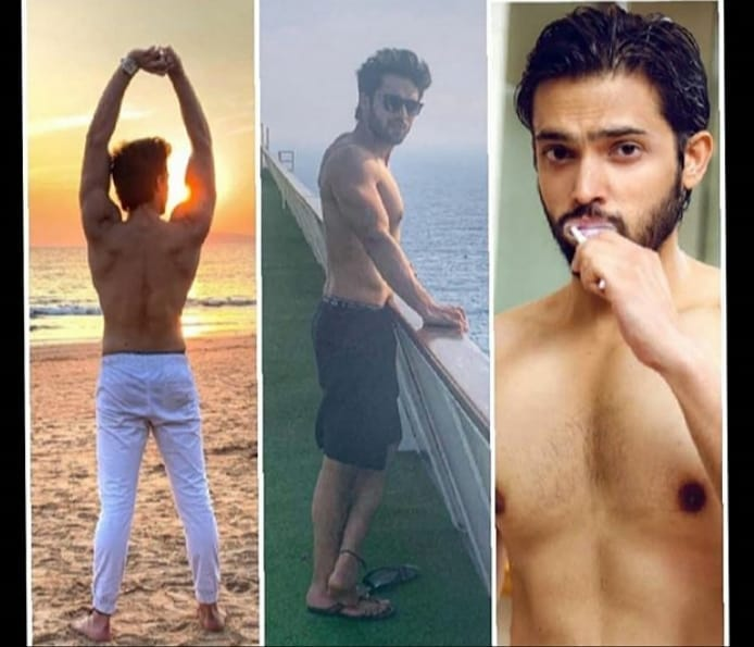 In Pics! Check Out Parth Samthaan, Arjun Bijlani, And Zain Imam's Best Looks In 2020 1