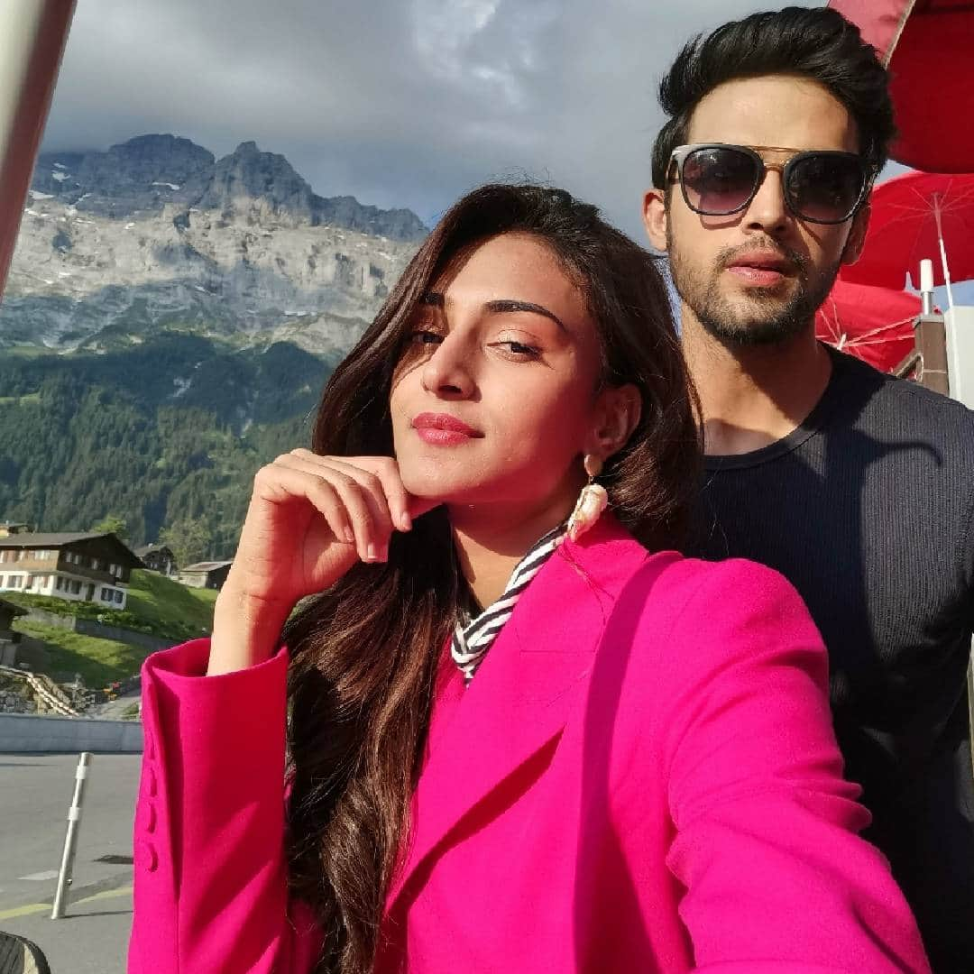 In Pics: Parth Samthaan And Erica Fernandes' HOTTEST SWAG Caught On Camera 11