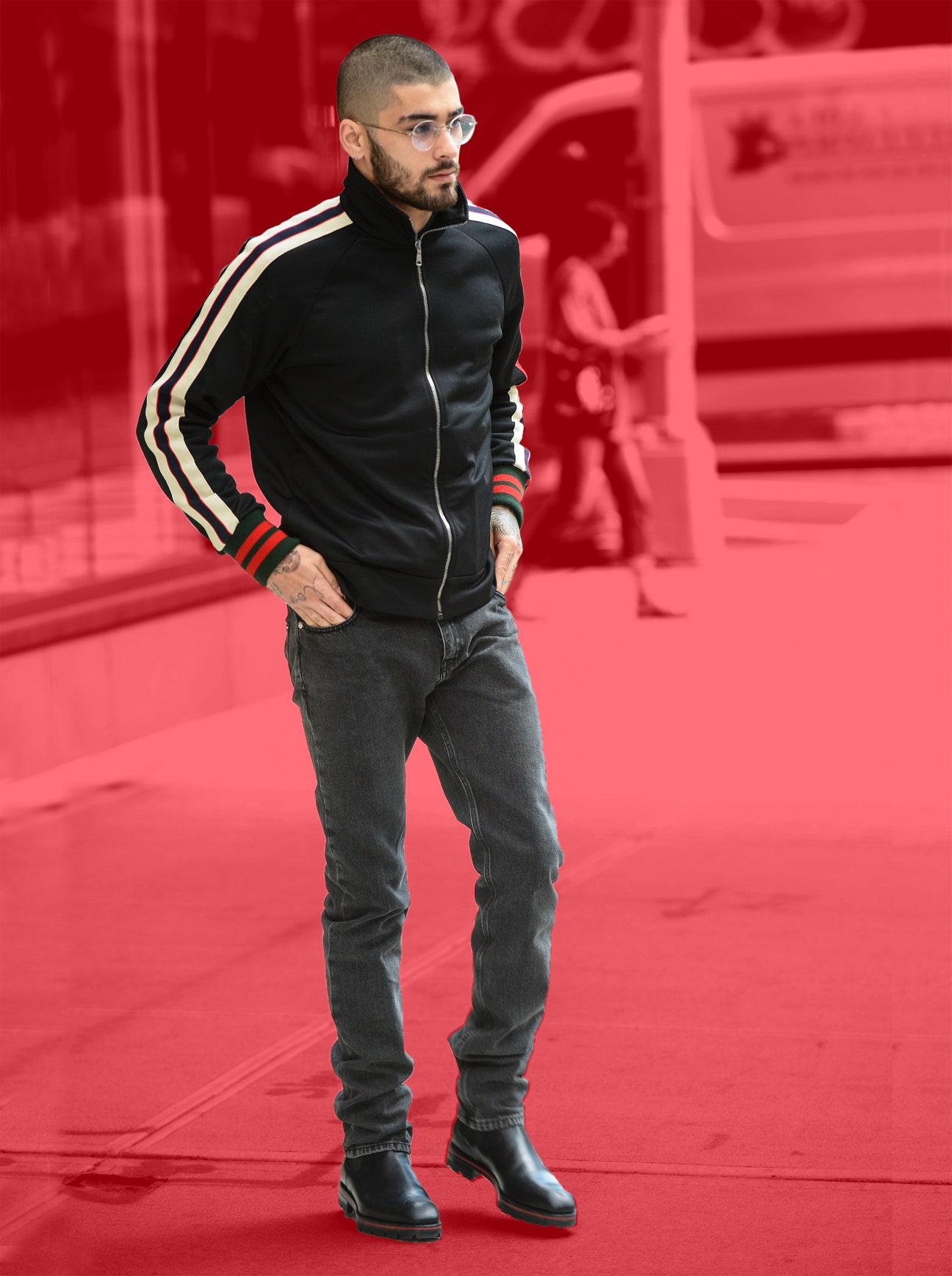 Justin Bieber Vs Zayn Malik: Who Aces The Tracksuit Better? 3