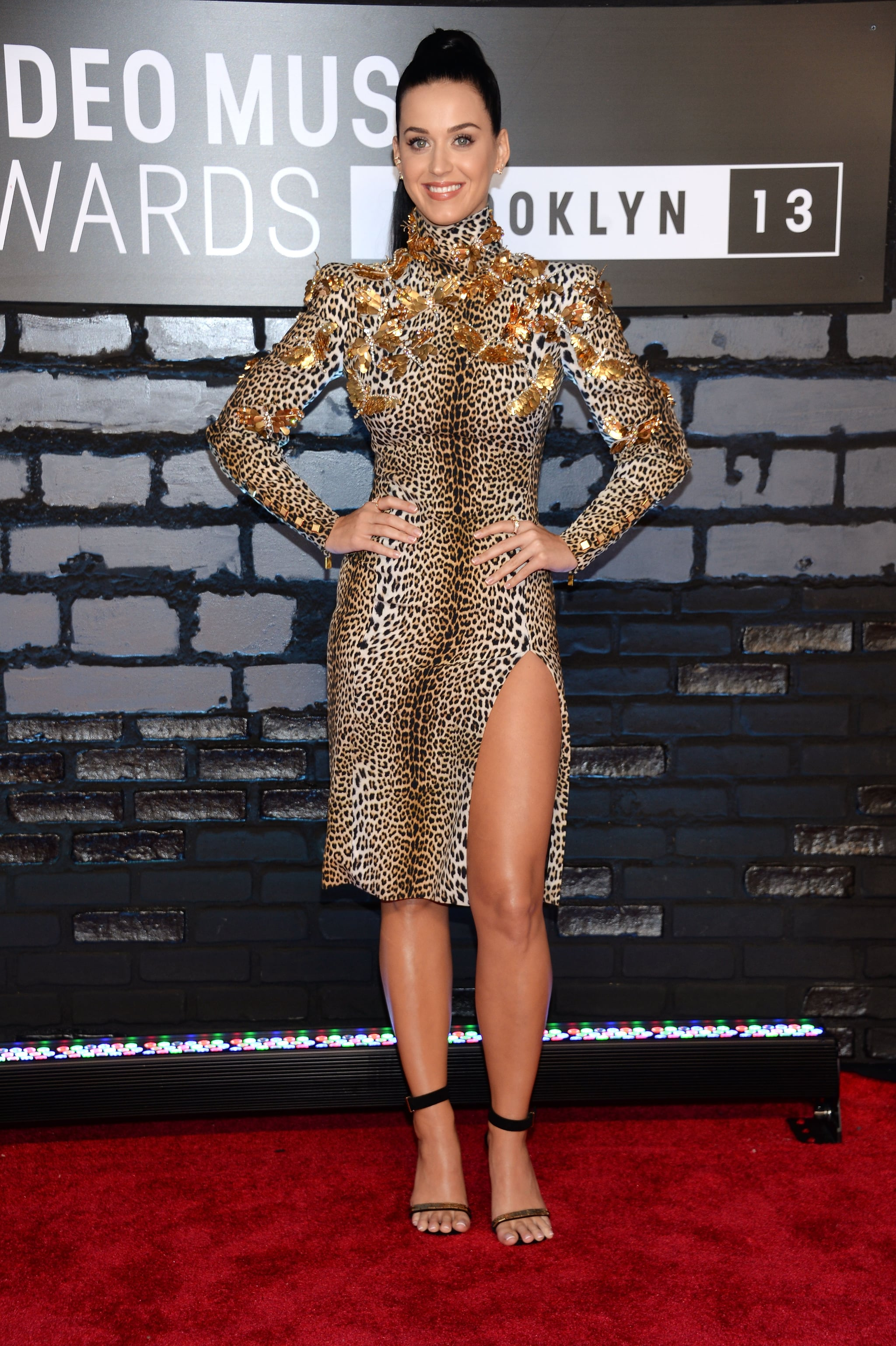 Katy Perry, Lady Gaga, Beyonce: Hottest Red Carpet Moments 4
