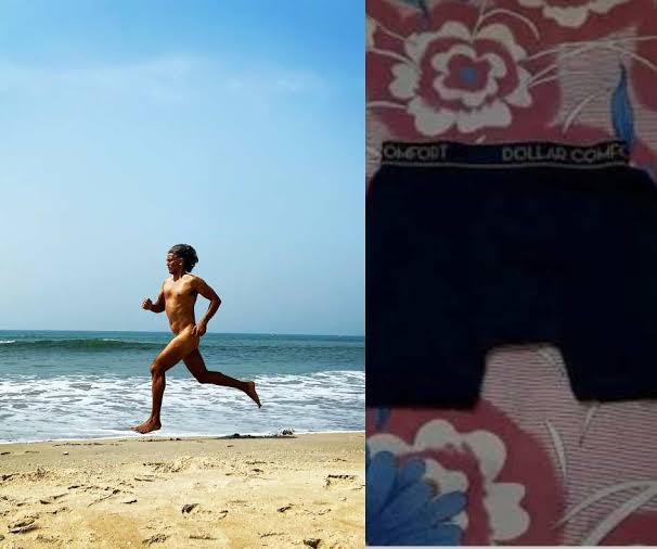 Milind Soman runs 'nude' on beach to celebrate 55th birthday, internet gets bombarded with hilarious memes