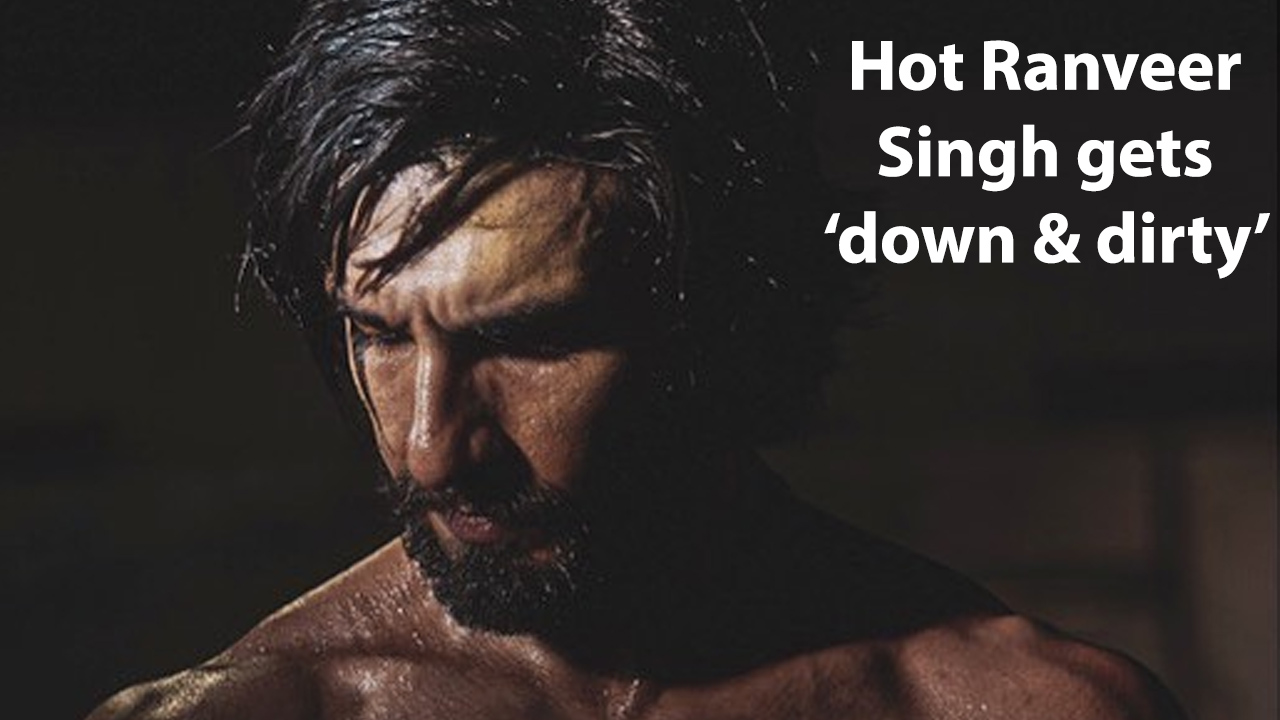 Photo of [Photo] Scorching Ranveer Singh receives 'down & dirty' | IWMBuzz
