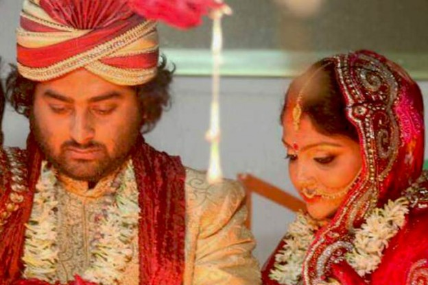 Revisit Arijit Singh And Koel Roy's Magical Wedding Moments 3