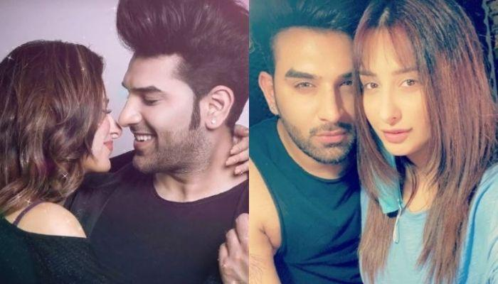 See Pics! When Paras Chhabra Got Flirty With Mahira Sharma 7