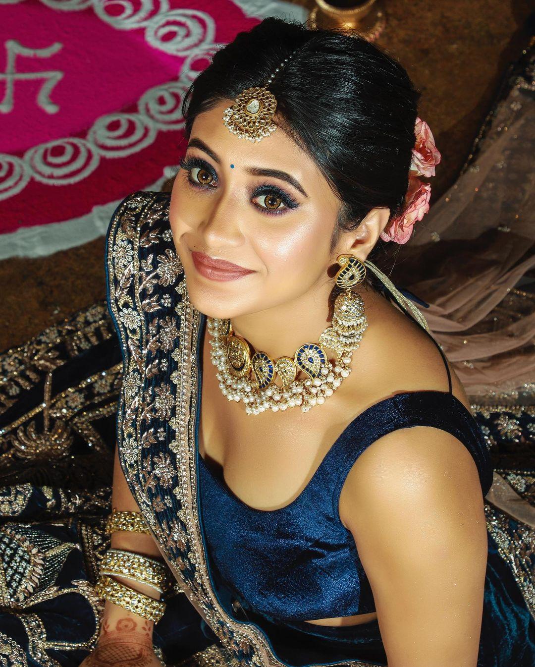 Shivangi Joshi looks like a princess in a lehenga, fans love it