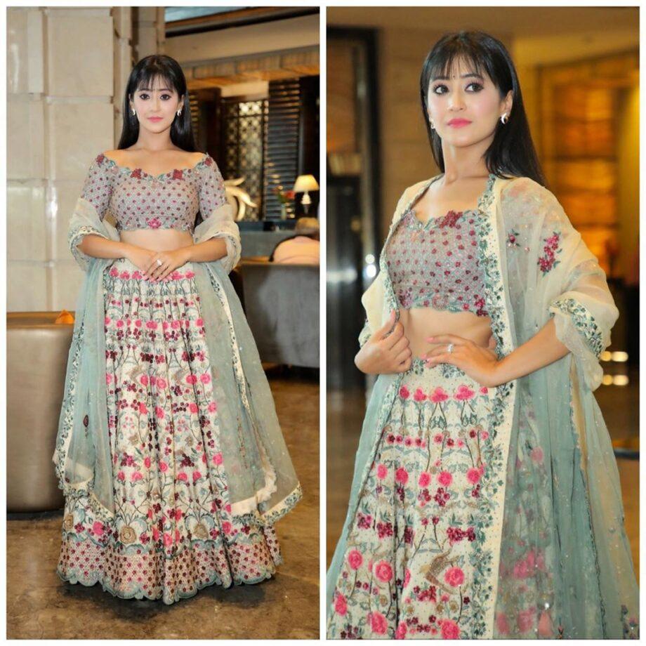 Shivangi Joshi, Mallika Singh And Surbhi Chandna's Fashion Lessons To Rock This Diwali Like A Pro 4