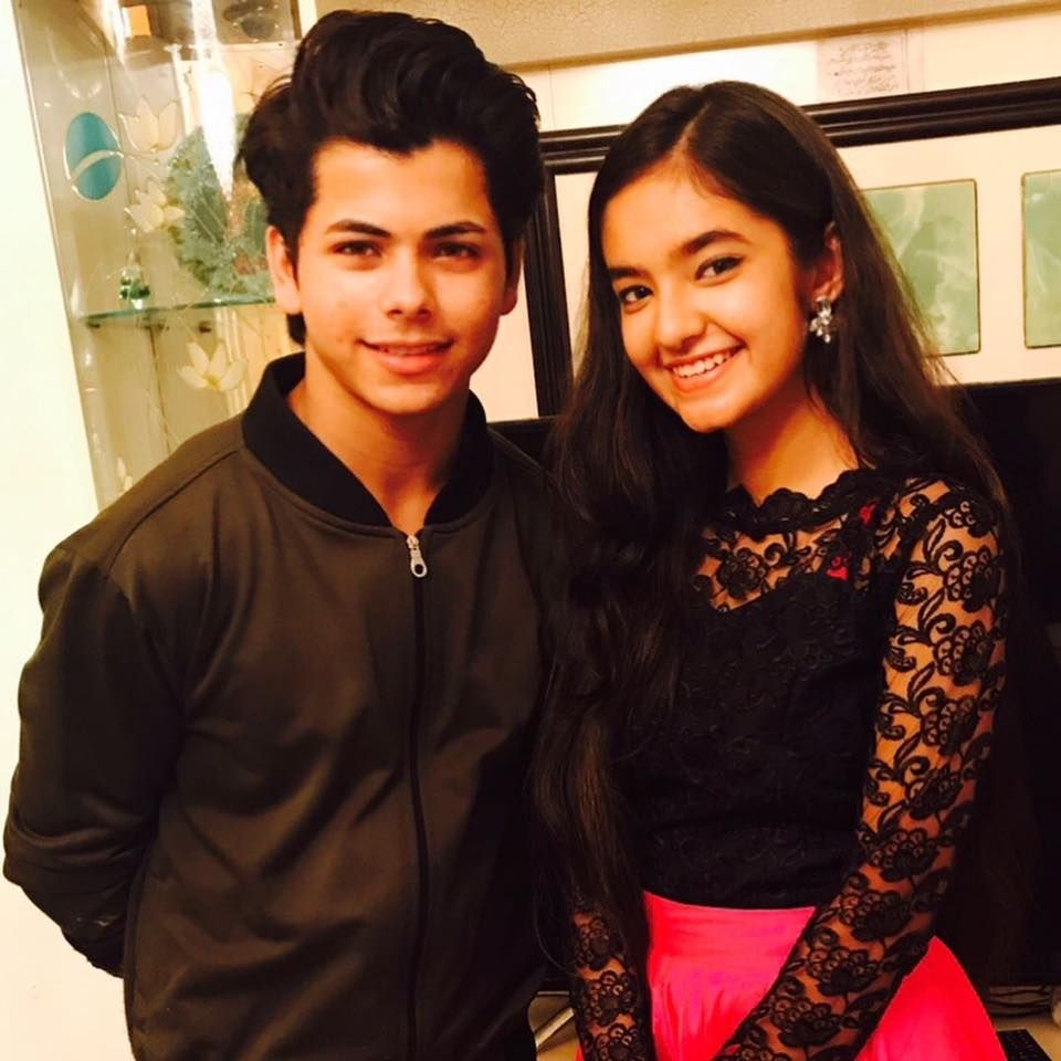 Siddharth Nigam Secret Connection With Jannat Zubair And Anushka Sen 2