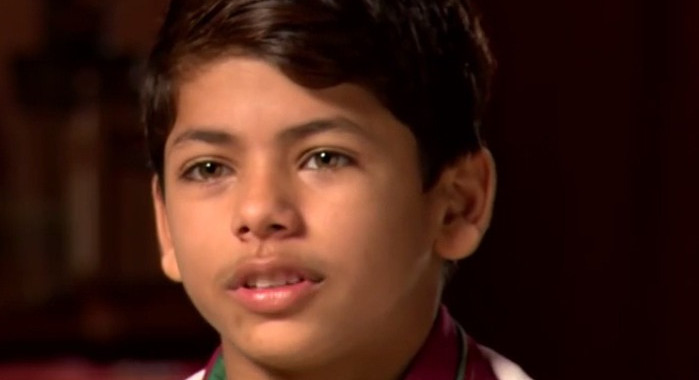 Siddharth Nigam's Childhood Pictures Are Too Cute and Unmissable 3