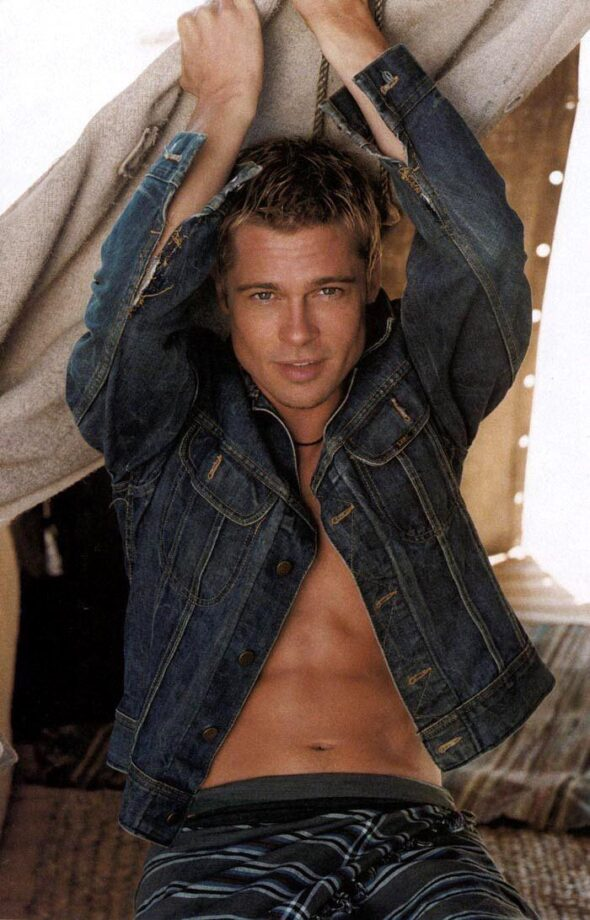 Brad Pitt, Tom Hanks, Tom Cruise: Who Is The Hottest Actor ...