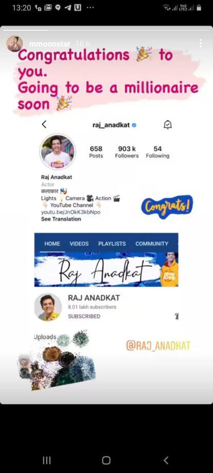 [Millionaire Personality] Munmun Dutta aka Babita wants Raj Anadkat aka Tapu to be a millionaire 1