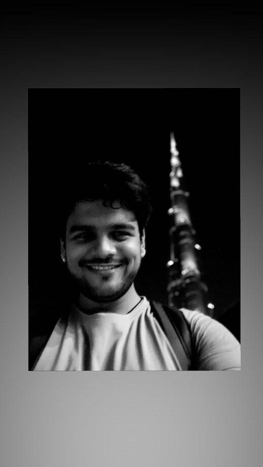 [Mumbai to Dubai] Taarak Mehta Ka Ooltah Chashmah fame Bhavya Gandhi's Dubai connection