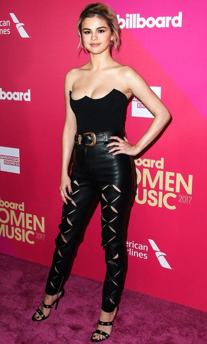 Selena Gomez, Kim Kardashian To Kareena Kapoor: Ways to Style A Strapless Corset Perfectly
