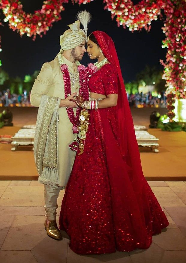 Take cues from Priyanka Chopra Jonas for the hottest wedding looks 2