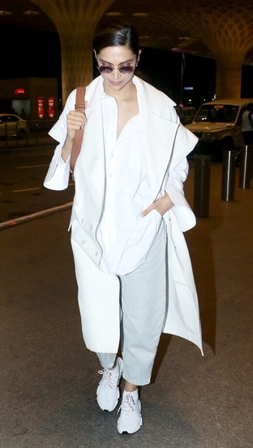5 Times Deepika Padukone Approved That Trench Coat Fashion ...