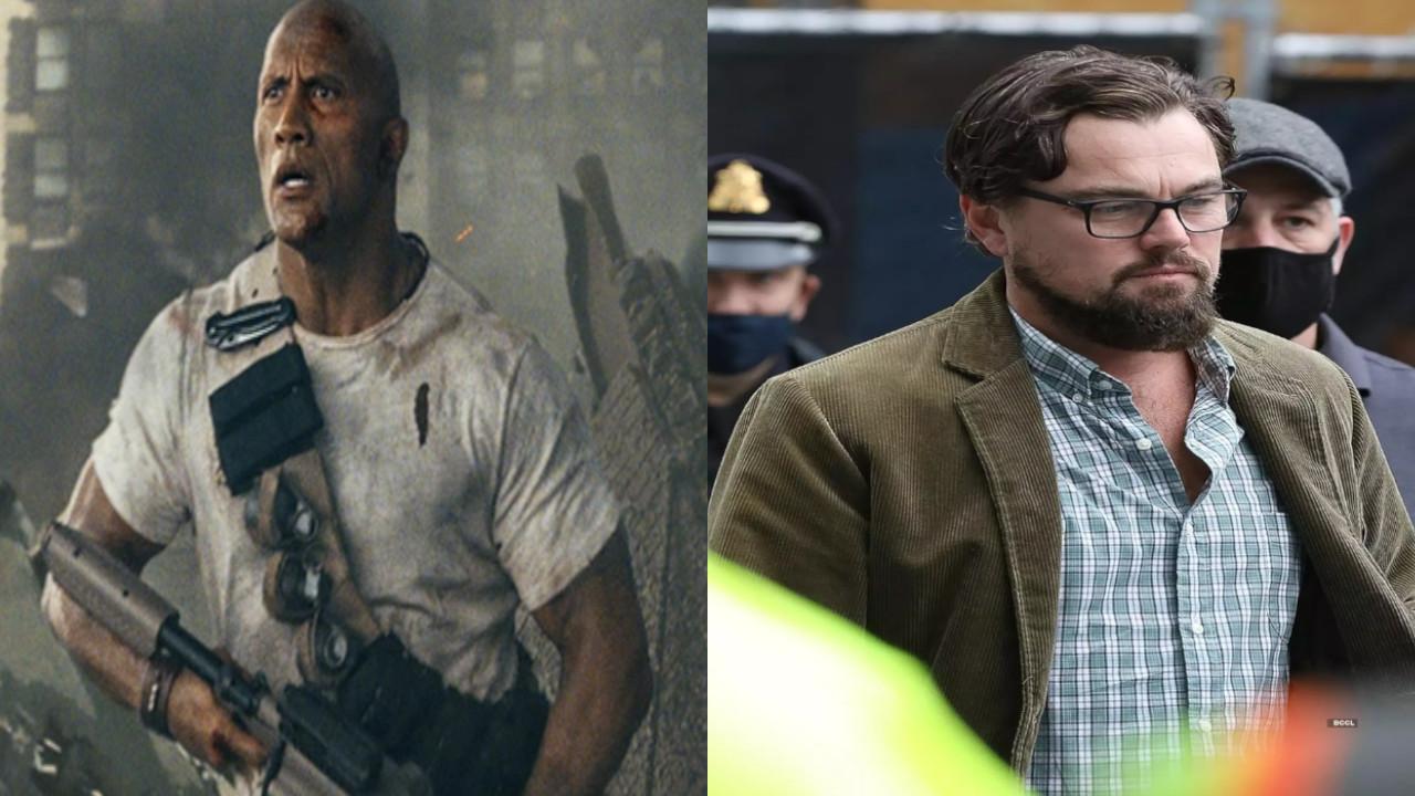 Dwayne The Rock Johnson To Leonardo DiCaprio: Take A Look ...