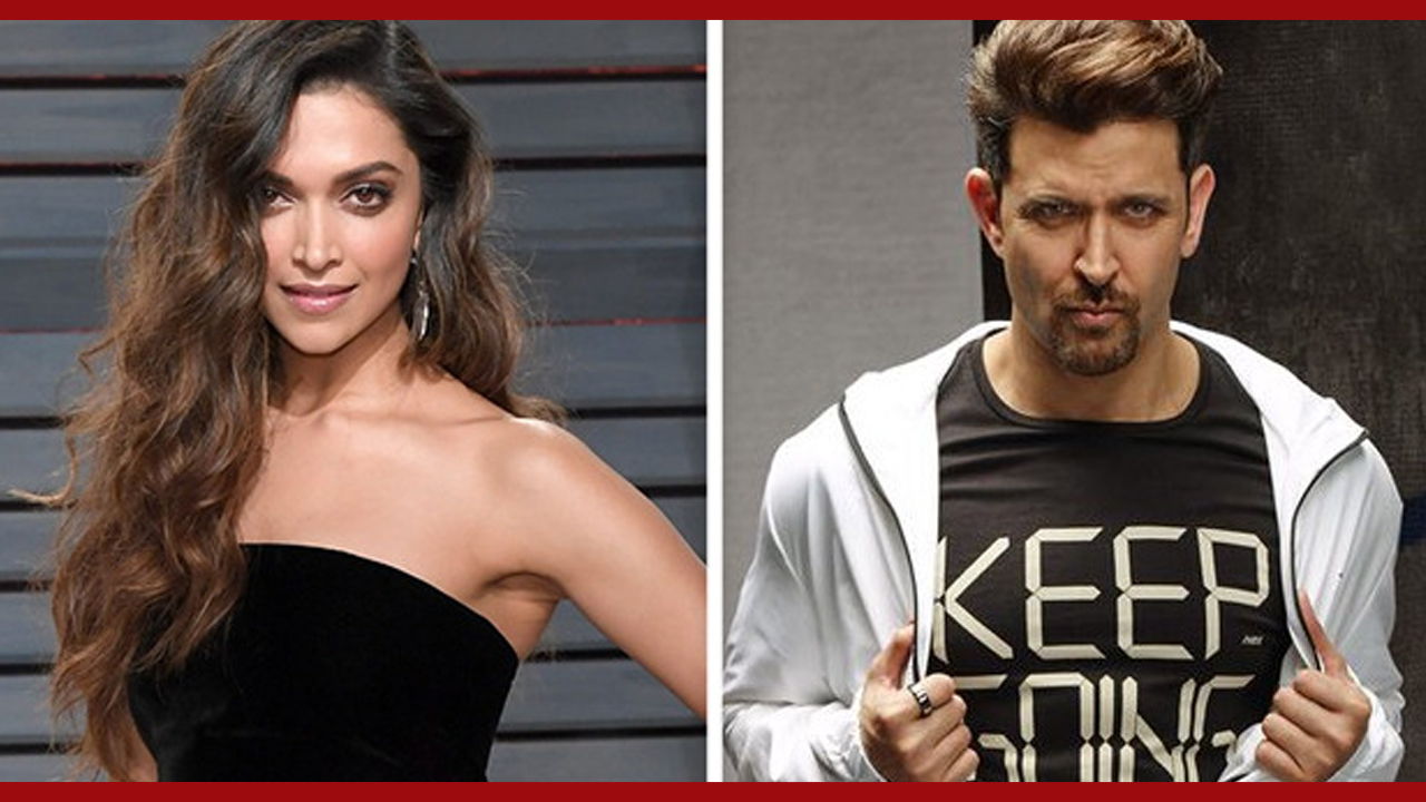 It Was High Time: Hrithik Roshan-Deepika Padukone Finally ...