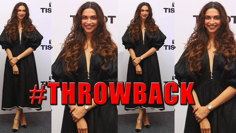 Throwback: When Deepika Padukone Gave Us Hot Glam Goals ...