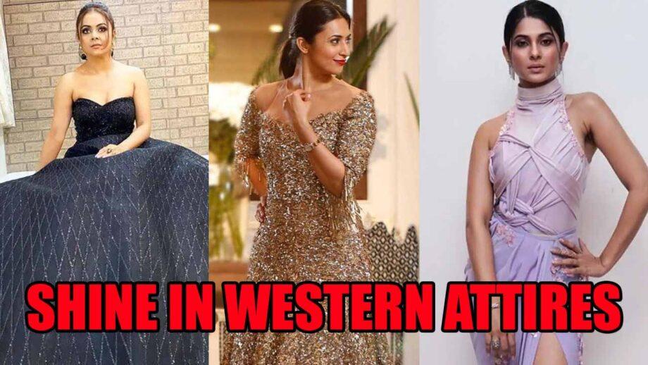 Devoleena Bhattacharjee, Divyanka Tripathi, Jennifer ...