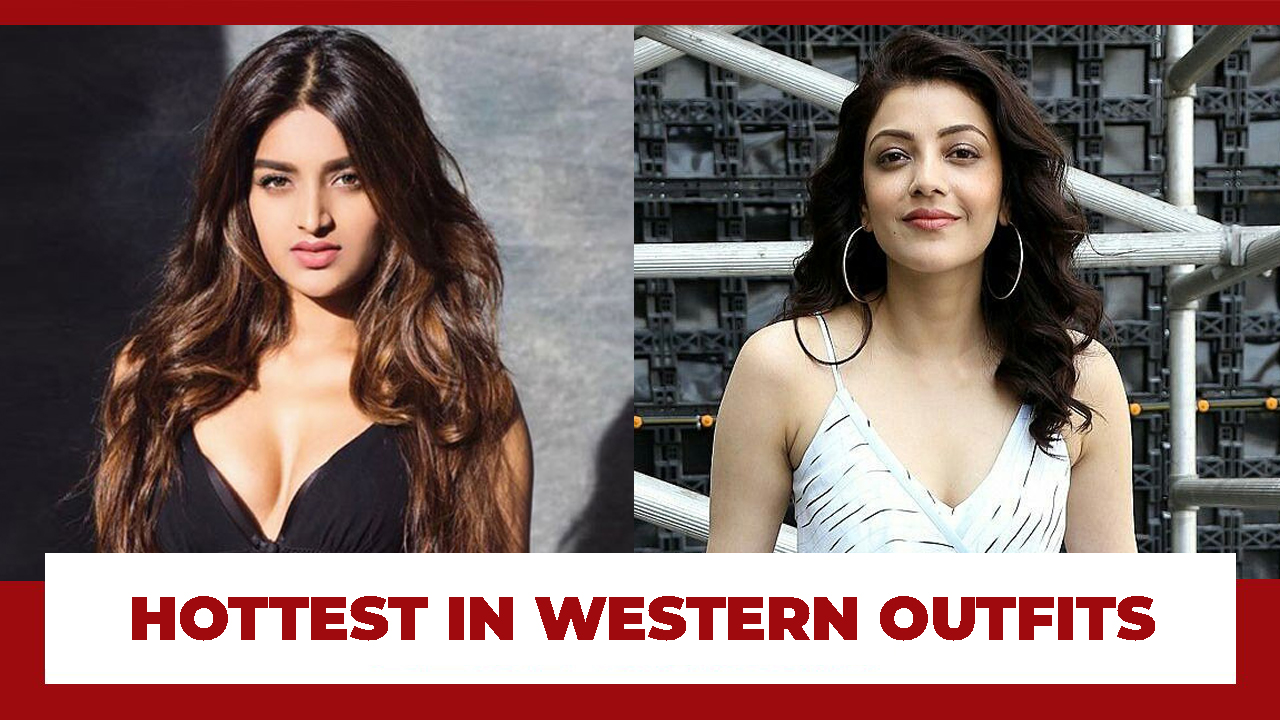 Nidhhi Agerwal Or Kajal Aggarwal: Which Diva Looks Hottest In Western Outfits? - IWMBuzz
