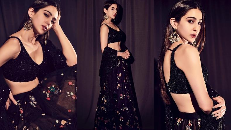 Sara Ali Khan's Top 3 Best Looks In Ethnic Wear | IWMBuzz