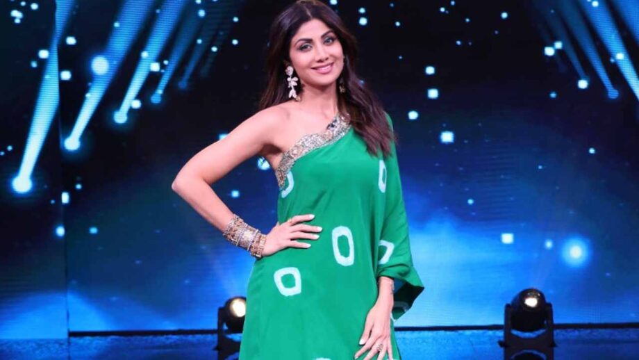 Super Dancer – Chapter 4: Shilpa Shetty Kundra's healthy treat for the judges and hosts | IWMBuzz