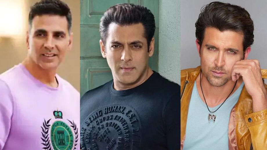 Akshay Kumar, Salman Khan, Hrithik Roshan: Lavish and beautiful homes