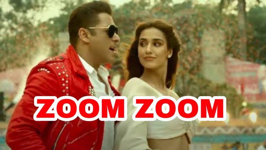 Zoom Zoom: Salman Khan & Disha Patani's latest Radhe song will get you  groovy   IWMBuzz