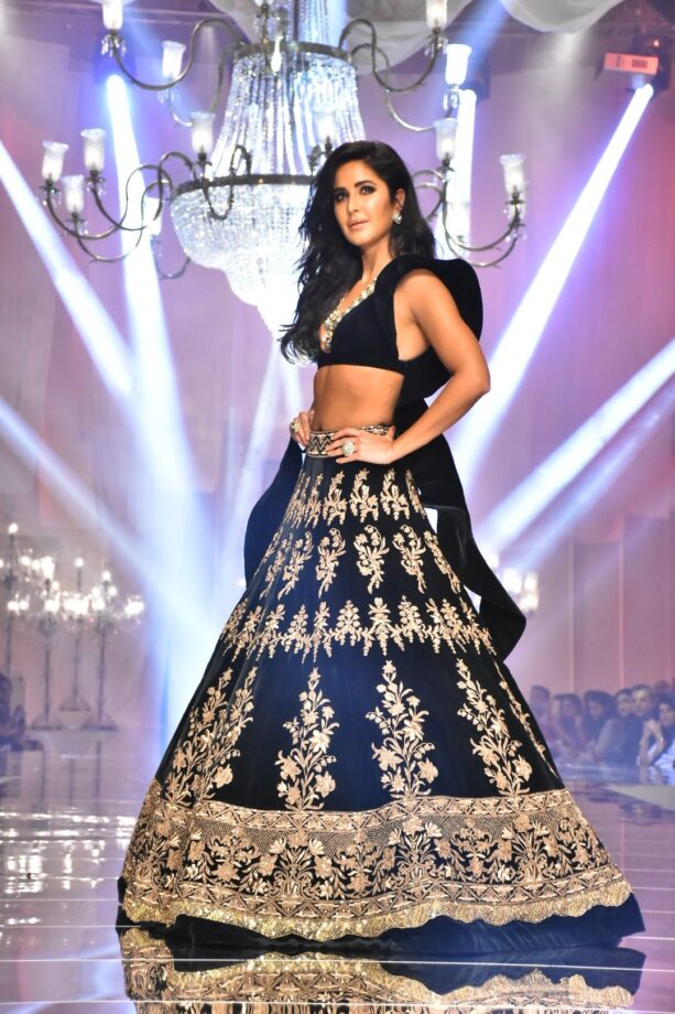 Street Style To Lehenga: Which Look Of Katrina Kaif In Black Won Your Heart? - 4