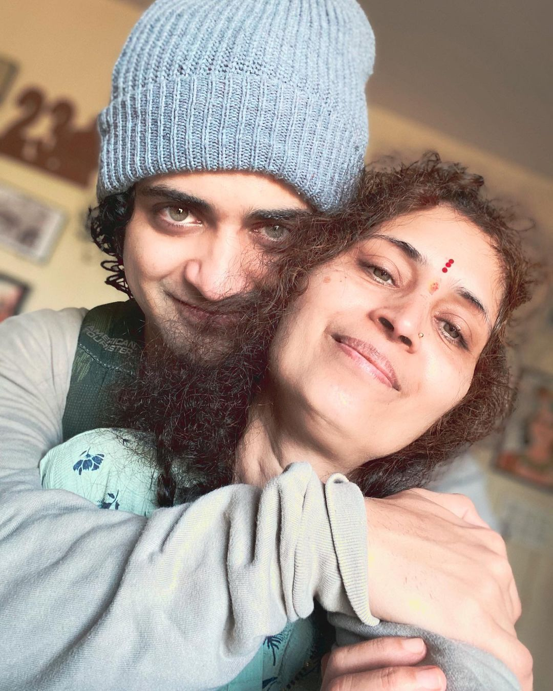Mom Love: Radhakrishn fame Sumedh Mudgalkar & Mallika Singh's cutest moments with their mothers that made fans go aww - A9Themes News :: TV Serial :: cutest moments, Mallika Singh, RadhaKrishn fame, Sumedh Mudgalkar by A9Themes Media on A9Themes News