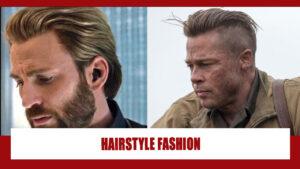 Evans hairstyle chris Captain America
