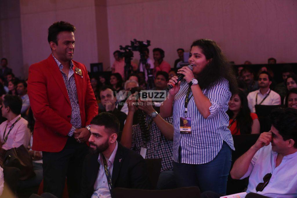 भारत वेब फास्ट 2018 के क्षण 16