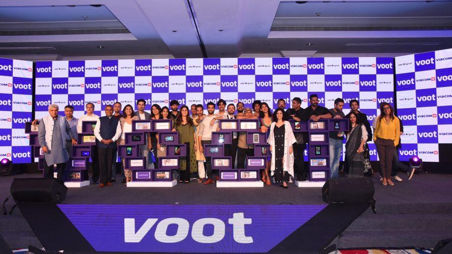 वूट (voot) ने शैलियों में बहुभाषी वेब-श्रृंखला की घोषणा की