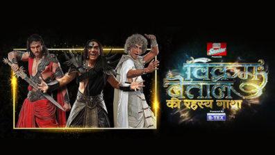 &टीवी के सीरियल विक्रम बेताल  की राहस्या गाथा  की समीक्षा: अच्छी और आकर्षक