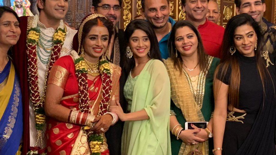 पारुल चौहान की शादी की तस्वीरें
